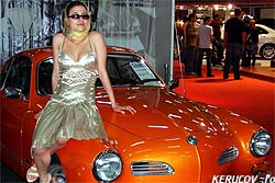 Cherche la femme ou SIAB 2005 - Salonul International de Automobile Bucuresti 2005