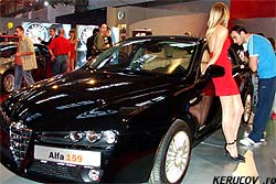 Salonul International de Automobile Bucuresti SIAB 2005