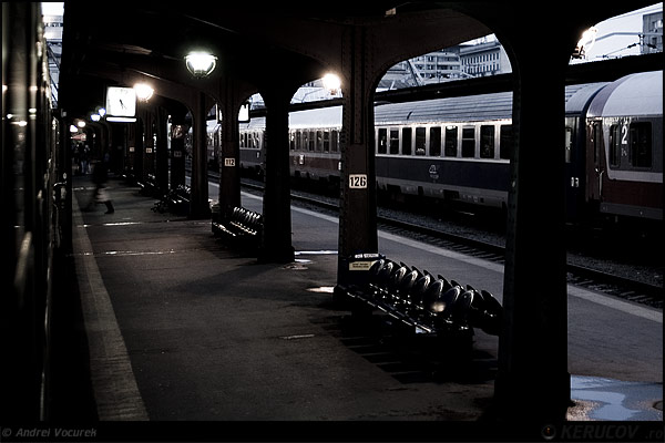 Fotografia: Gara de Nord 112 - 126 / 112 - 126, Bucharest North Station, KERUCOV .ro © 1997 - 2020 || Andrei Vocurek