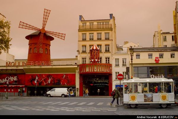Fotografia: Moulin Rouge / Moulin Rouge, KERUCOV .ro © 1997 - 2020 || Andrei Vocurek